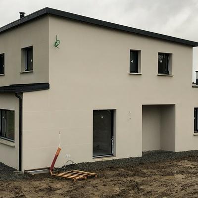 Construction d''une Habitation originale à Saint Julien 22 940