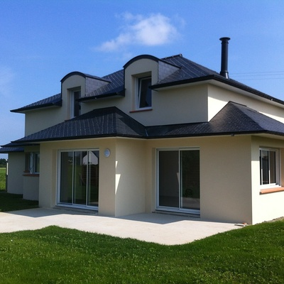 Construction d''une Maison Individuelle de 145 m² à Pordic.