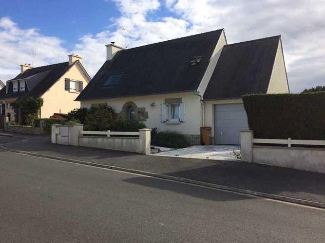 Extension bois et Rénovation d''une maison à Pléneuf Val André img6959