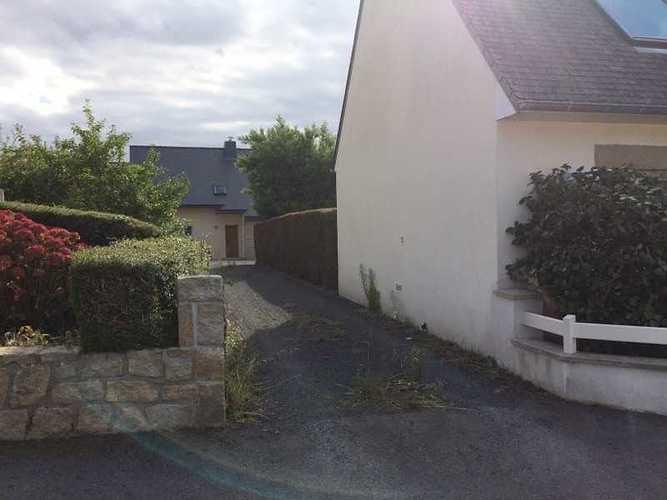 Extension bois et Rénovation d''une maison à Pléneuf Val André img6961