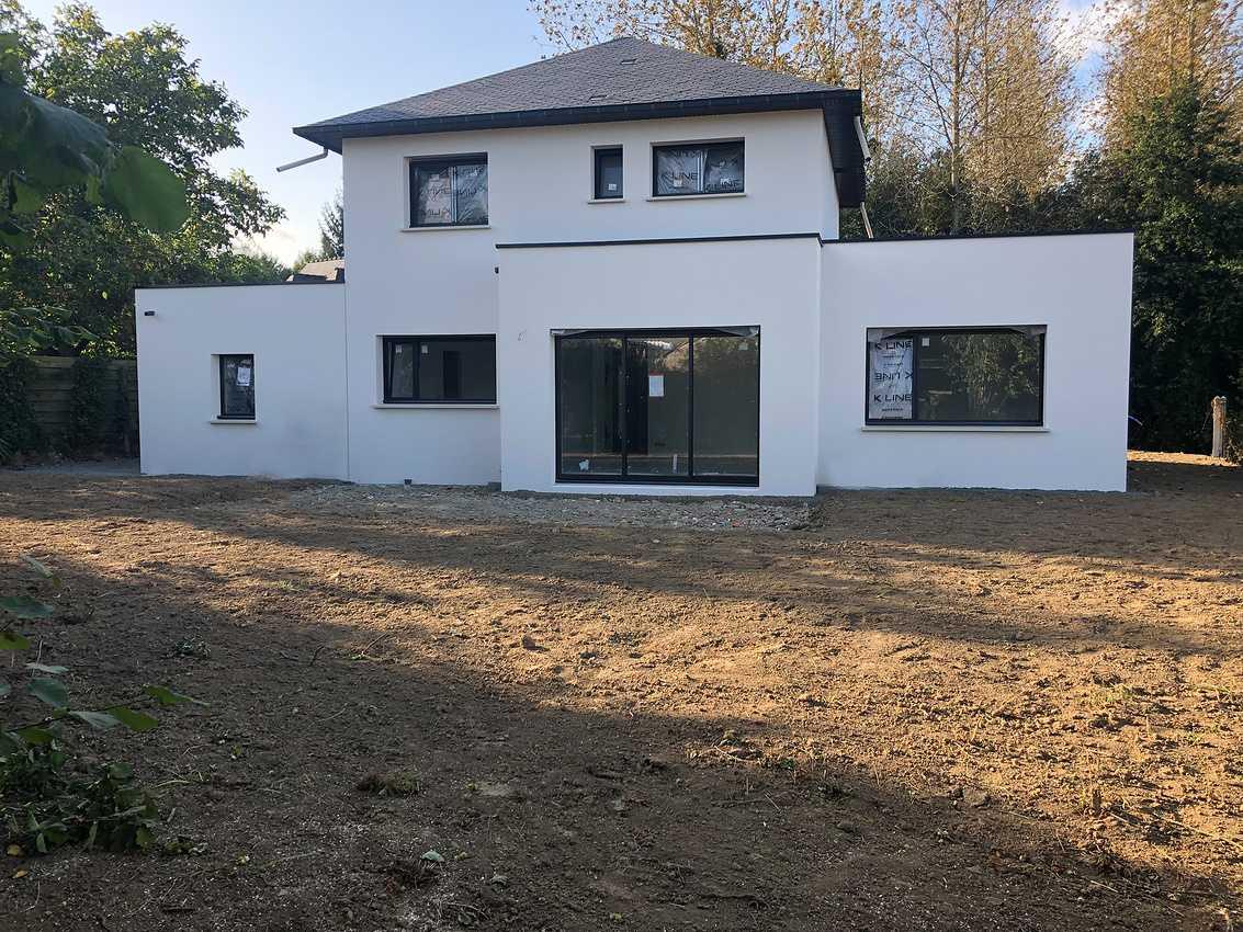 Construction d''une Habitation traditionnelle à Saint Julien 22940 - Côtes d''armor (22) 0