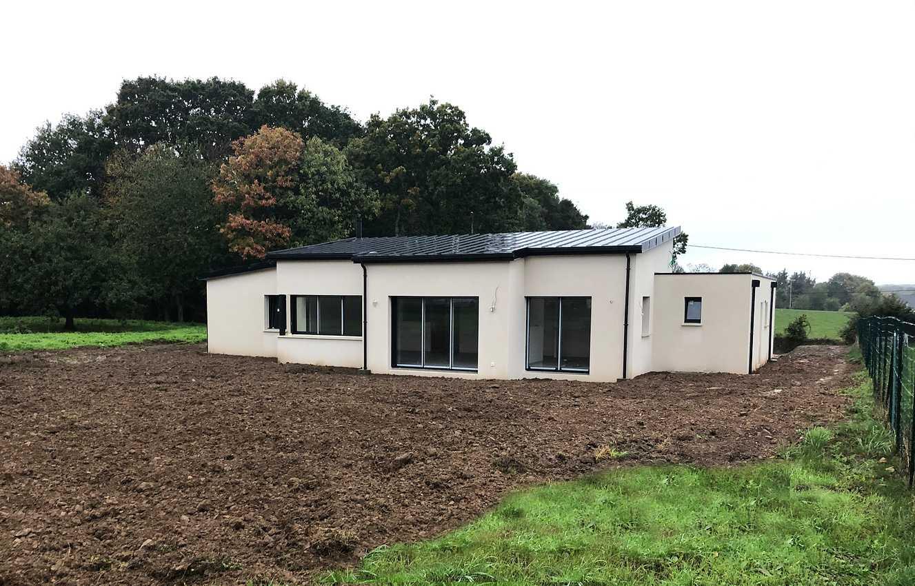 Construction d''une maison individuelle à Lantic 22 410 0