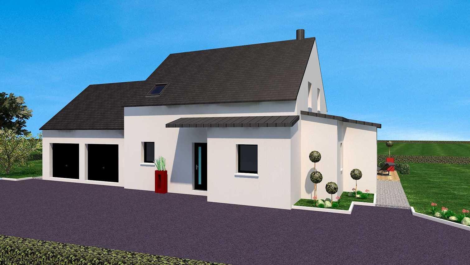Projet de construction d''une habitation sur Coetmieux presentation20